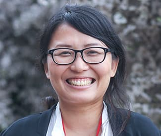 西口 友子 Nishiguchi Yuko